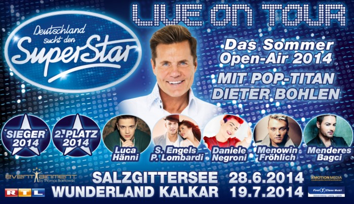 Dsds Tickets