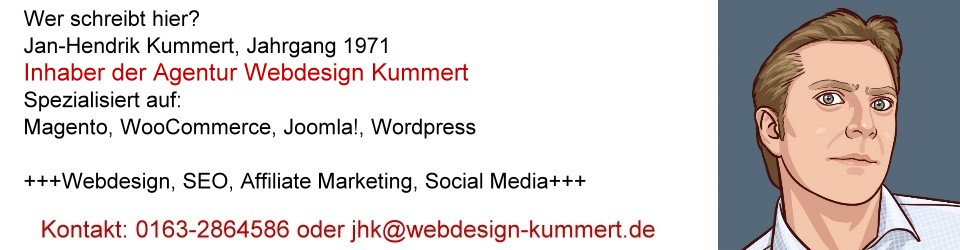 Web-Design – Entwickler Blog – webdesign-kummert.de