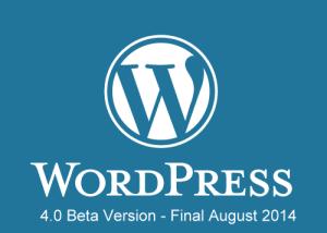 Wordpress 4.o Beta erschienen - Was ist neu?